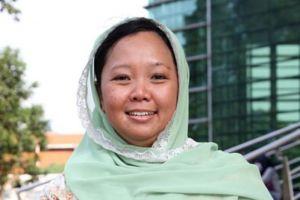 Duduk bareng biksu & Buya Syafi'i, cerita Alissa Wahid ini bikin adem