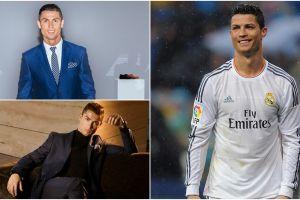 10 Item fashion Cristiano Ronaldo ini harganya fantastis, miliaran