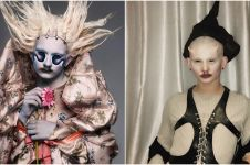 Potret 10 'alien' bergaya glamor ini unik & kreatif abis