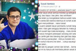 Dokter kritik suami lirik cewek karena istri bau bawang ini viral
