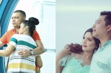7 Gaya kemesraan Raul Lemos-KD dan Anang-Ashanty, mana idolamu?