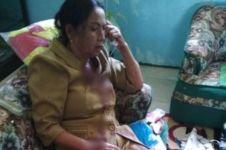 Miris, kepala sekolah di Sulawesi Utara ini dianiaya orangtua siswa
