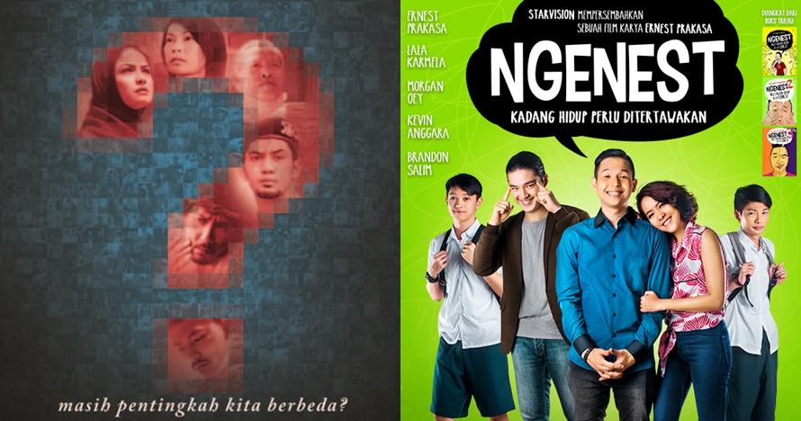 5 Film ini ceritakan keberagaman di Indonesia, sindir yang suka rasis