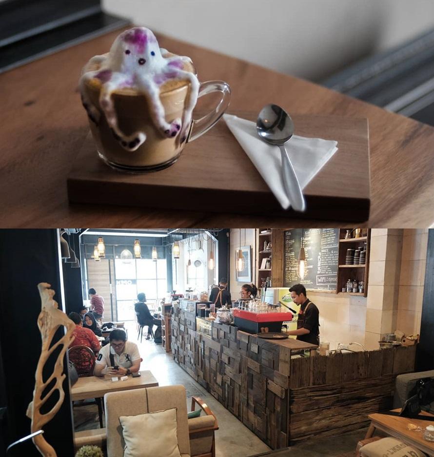 5 Kafe buat ngopi © 2018 Instagram