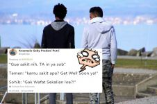 10 Beda percakapan teman vs sahabat ini lucu tapi bikin emosi