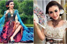 10 Pesona Roro Fitria saat pakai busana adat Jawa, elegan & karismatik