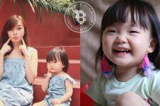 10 Potret Mirabelle Tiffany, putri Angel eks Cherybelle yang gemesin