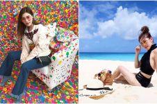 10 Pesona Chryseis Tan, putri miliarder Malaysia yang glamor abis