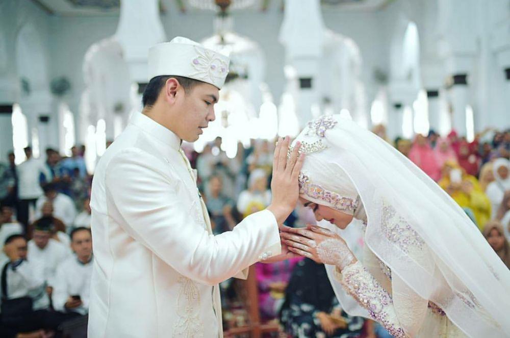 momen pernikahan tommy Istimewa