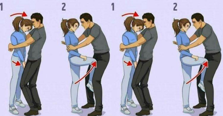 Ilustrasi kece, 4 cara lumpuhkan pria yang melecehkanmu dalam 1 menit