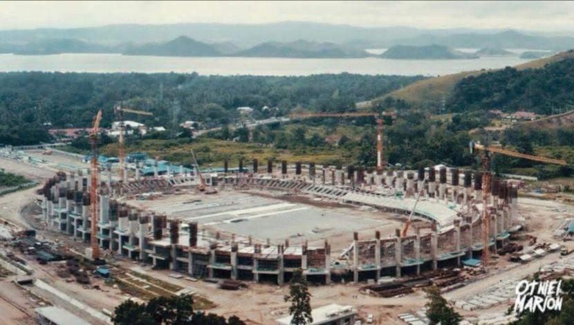 Stadion Papua Bangkit © 2018 brilio.net