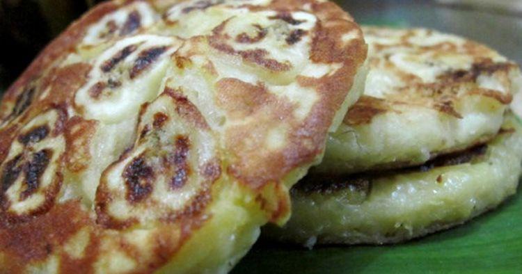 Bosen pisang goreng? Ini resep lempeng pisang khas Banjarmasin