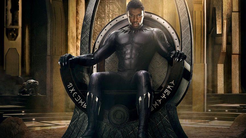 Belum seminggu tayang, Black Panther pecahkan rekor jadi film terlaris