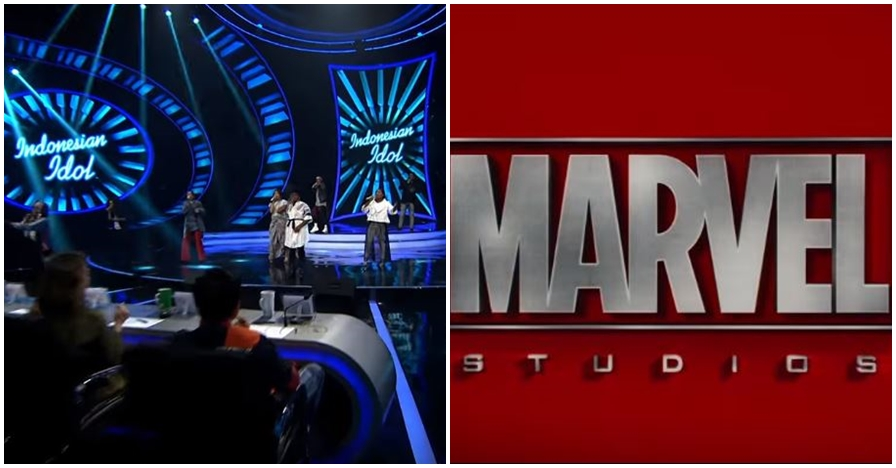 Mirip intro film Marvel, video opening Indonesian Idol ini bikin heboh