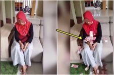 Viral video cewek dituduh pelakor, dilempar uang segepok sama si istri