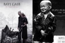 Belum lama rilis, pemeran bayi di film horor Bayi Gaib meninggal dunia