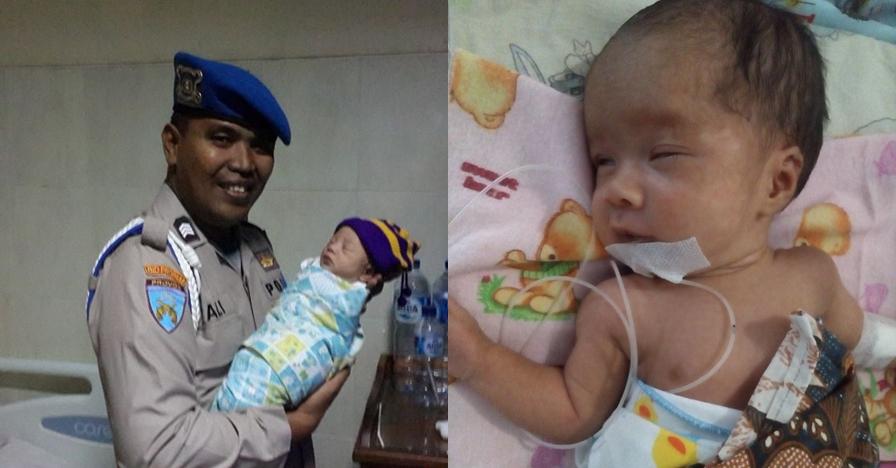 Jejak sosial polisi santun di balik kelahiran bayi Tito Karnavian