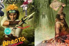 10 Pelesetan poster film Wiro Sableng ini dijamin buat nyengir sendiri