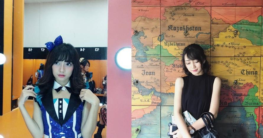 10 Pesona Yona JKT48, calon kapten tim KIII yang imutnya kebangetan