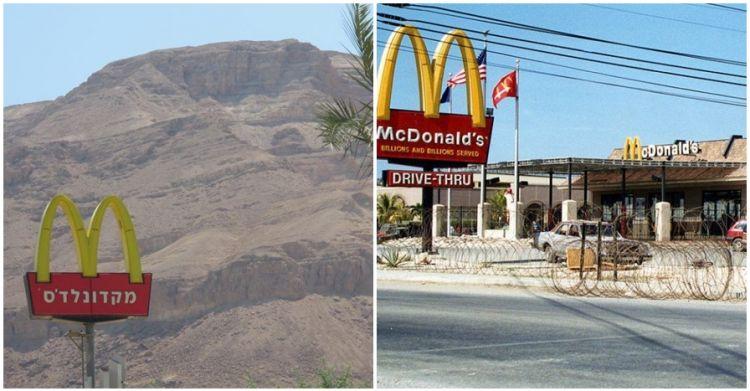 10 Lokasi resto McDonald yang tak pernah kamu duga, laris nggak ya?