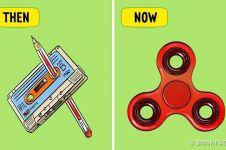 10 Ilustrasi ini gambarkan beda kids zaman old vs kids zaman now