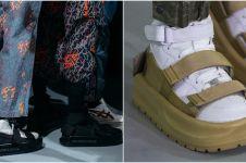 Unik, brand fashion asal China ini bikin sandal untuk sneakers