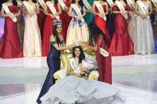 10 Pesona Alya Nurshabrina, pemenang kontes Miss Indonesia 2018