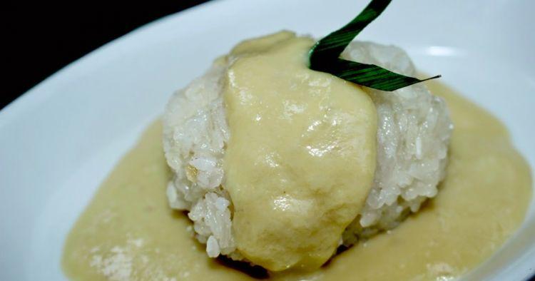 Ini cara mudah bikin ketan durian, dessert manis yang lumer di mulut