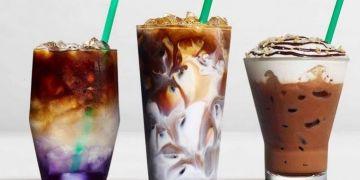 Bukan hitam, kopi ini warnanya menyerupai galaksi
