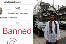 Klarifikasi Ustaz Abdul Somad tentang akun Instagramnya kena suspend