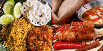 5 Tempat makan ayam pedas ini ternyata milik seleb Tanah Air lho