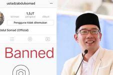 Dinyinyiri warganet soal IG Ustaz Abdul Somad, balasan Kang Emil adem