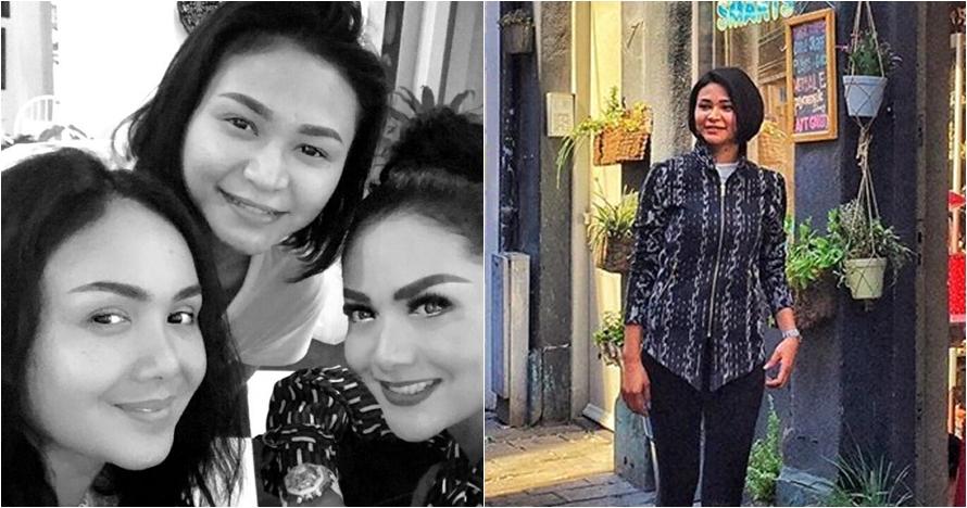Jarang terekspos, ini 10 foto cantiknya adik Krisdayanti & Yuni Shara