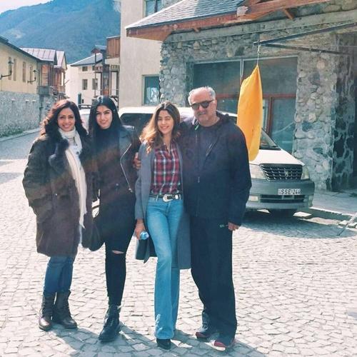sridevi keluarga  © 2018 brilio.net