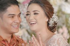 10 Momen pertunangan Erica, kakak Citra Kirana yang cantik kebangetan