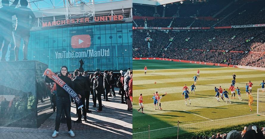 Nonton Chelsea VS MU di stadion, ini harga tiket yang dibeli El Rumi
