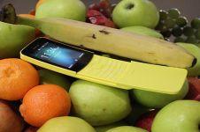 Nokia 8110 dirilis lagi, pakai fitur 4G dan baterainya tahan 25 hari