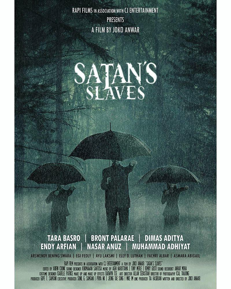 poster pengabdi setan di 7 negara © berbagai sumber