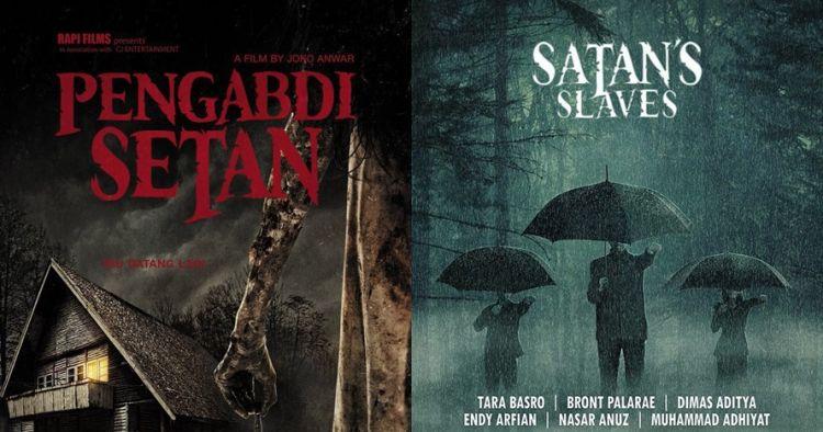 Go internasional, ini 6 tampilan poster Pengabdi Setan di luar negeri