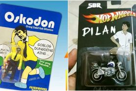 11 Mainan versi kearifan lokal ini unik & kocak, ada superhero Baygon