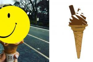 Ini penampakan es krim Rp 200 ribu dengan toping emas 24 karat