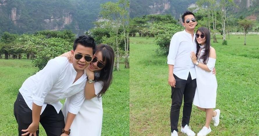 10 Foto mesra Syifa adik Ayu Ting Ting dan pasangannya, cucok deh