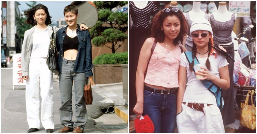 Sebelum K-Pop merajalela, begini 10 gaya fashion Korsel era 90-an