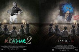10 Pelesetan judul film Danur 2 ini ngaconya kocak, bikin gagal serem