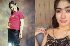 10 Foto transformasi Revi Mariska, cantiknya nggak pernah luntur