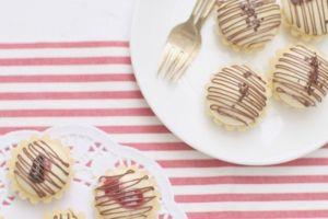 Pecinta keju dan cokelat? Begini resep lezat bikin Nutella cheese tart