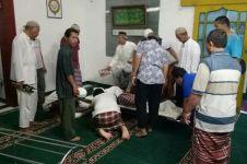 Detik-detik wafatnya muazin di Cakung saat lantunkan azan subuh