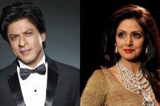 Cuitan Shah Rukh Khan usai kremasi Sridevi ini bikin bertanya-tanya