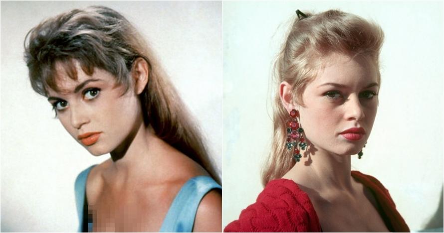 13 Foto langka cantiknya Brigitte Bardot, artis porno Prancis 1950-an