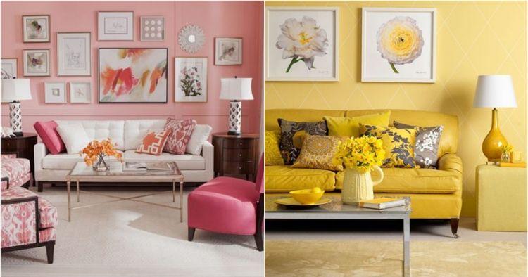 5 Pilihan warna yang bikin tampilan rumahmu terlihat kekinian & lapang